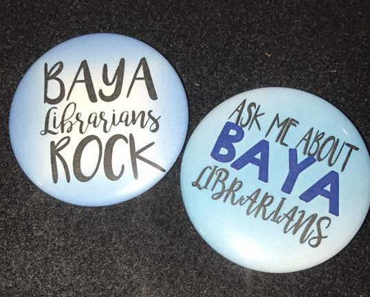 Bay Area Teen Librarians