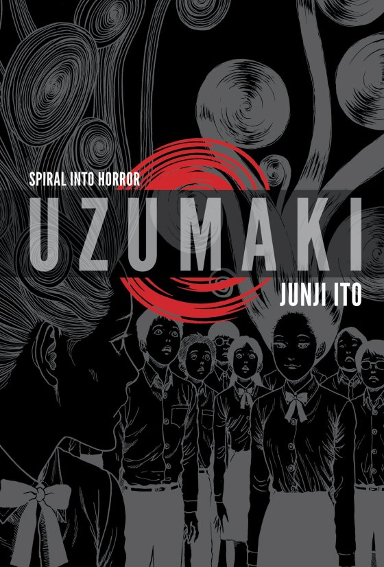 Uzumaki Spiral into Horror