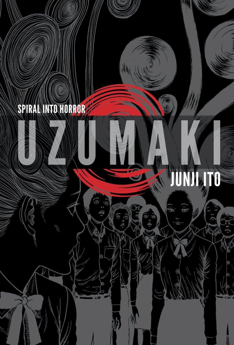 Uzumaki Spiral into Horror
