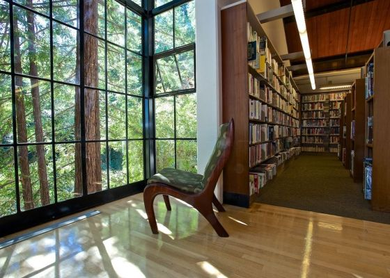 Mill Valley Library - California