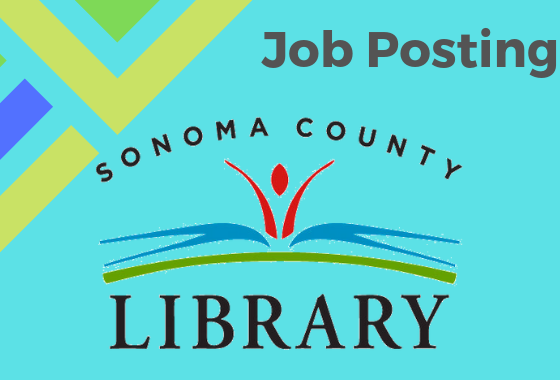 Job Posting for Sonoma County Library