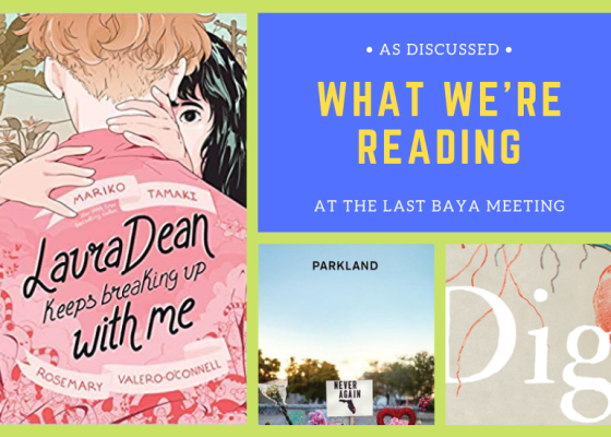 July Meeting: What We're Reading