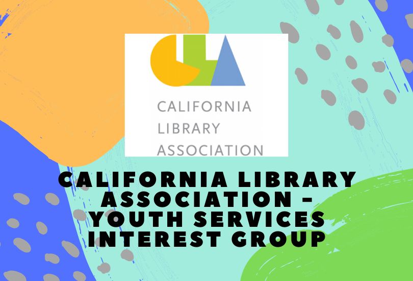 California Library Association Logo - Youth Services Interest Group