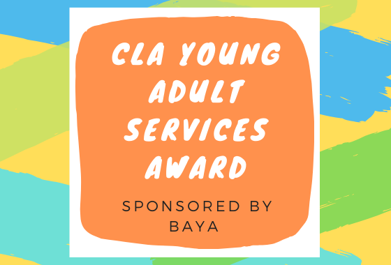 CLA Young Adult Services Award