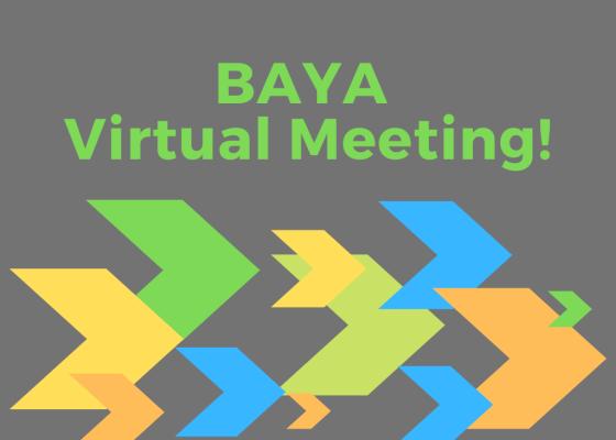 BAYA Virtual Meeting